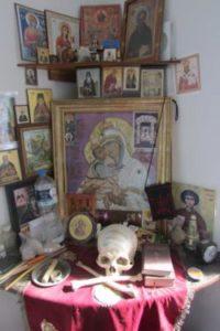 """Козацький скит """"Чорний вир"""" заснований понад 700 років тому подвижниками ХРИСТА ради. Тепер ця обитель просить нашої молитви та участі!"""