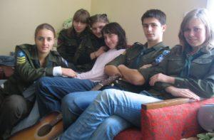 BoCERC scouts i Inna2008