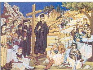 пророцтва св. Космы Етолійскаго
